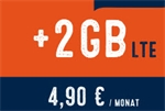 Billig Telefonieren, eety DATA 2 GB