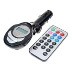 Bluetooth Speichermedien , FM Mp3 Transmitter , Car FM Mp3 4in1 Transmitter black/ silver