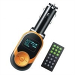Bluetooth Speichermedien , FM Mp3 Transmitter , Car FM Mp3 Transmitter Gold